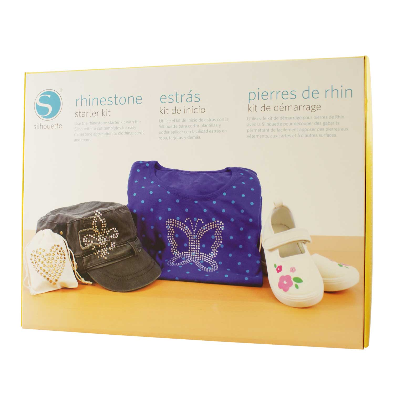 Silhouette Rhinestone Starter Kit Gm Crafts