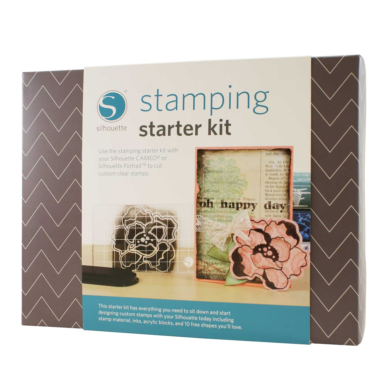 Silhouette Stamping Starter Kit Gm Crafts