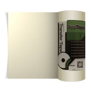 paper application transfer tape roll 30 metres