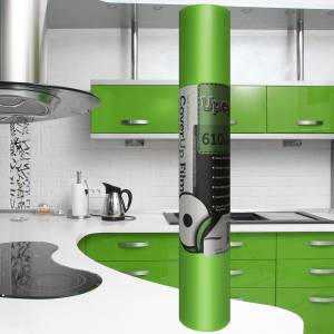 Apple Green Matt Self Adhesive Upcycle Film