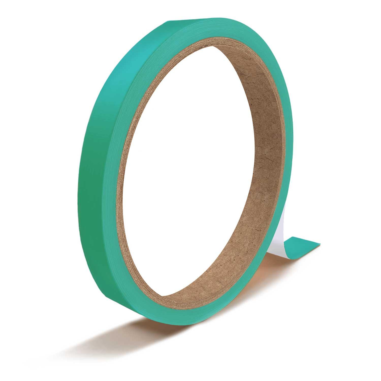 uniek ontwerp beste prijs best aardig Aqua Green Vinyl Pinstripe Tape