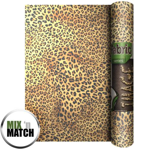 Fashion HTV Leopard
