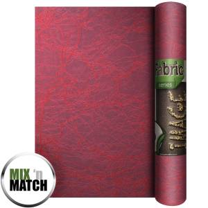 Fashion HTV Marble Red