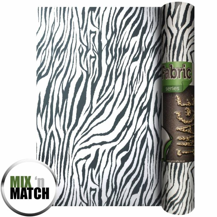 Fashion HTV Zebra