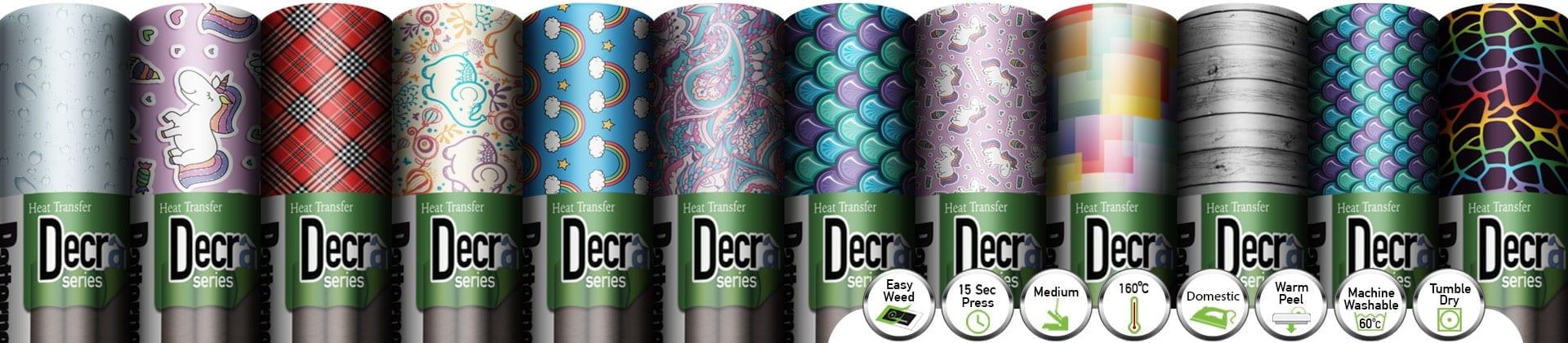 Decra HTV Banner Slider
