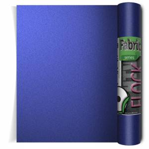 Royal Blue Flock HTV From GM Crafts