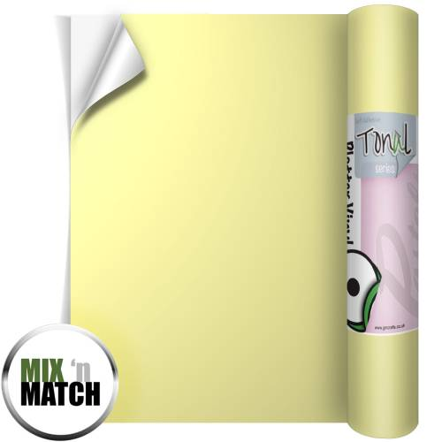 Lemon and lime pastel self adhesive
