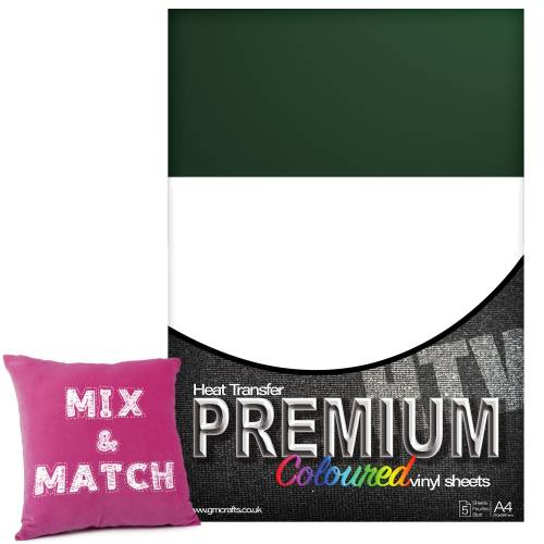 A4-Forest-Green-HTV-Premium-Sheets-From-Gm-Crafts