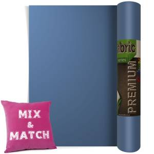 Lilac Premium Coloured HTV Textile Film From GM Crafts
