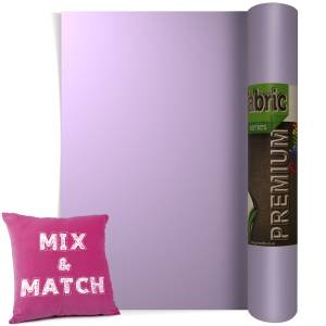 Violet Premium Coloured HTV Textile Film From GM Crafts