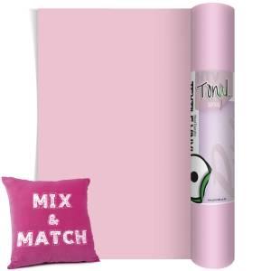 Tender Pink Pastel HTV