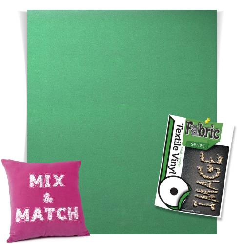 Paint Green Fashion Series HTV Sheets From GM Crafts