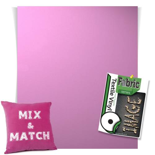 Paint Pink Fashion Series HTV Sheets From GM Crafts