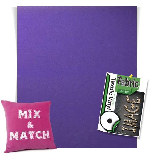 Paint Purple Fashion Series HTV Sheets From GM Crafts