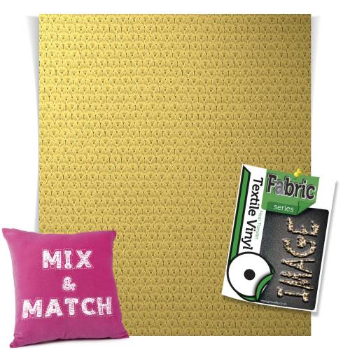 Spangle Gold Fashion Series HTV Sheets From GM Crafts