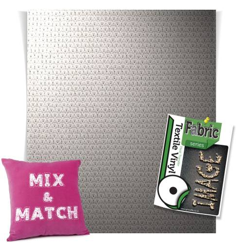 Spangle Silver Fashion Series HTV Sheets From GM Crafts