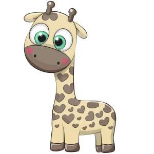 Baby Giraffe Main