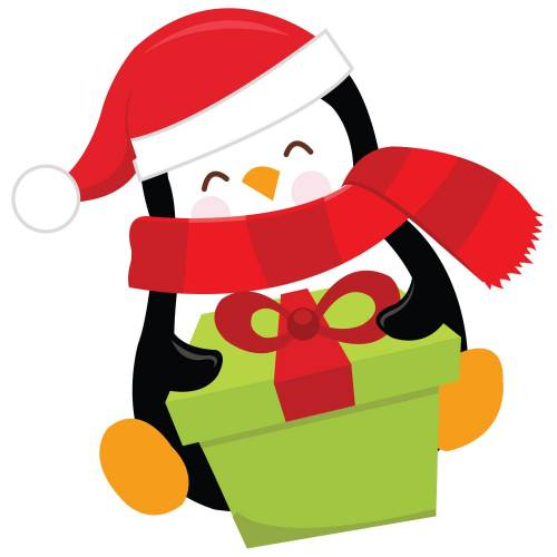 Christmas Penguin Main Image