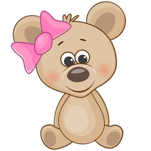 Cute Bear Main Product Image