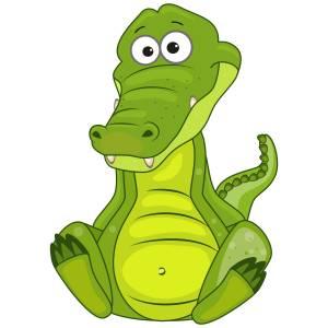 cute croc main image