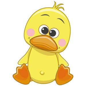 Cute Duckling Main Image