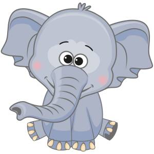 Cute Elephant Main Image