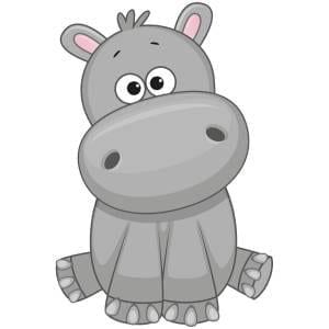Cute Hippo Main Image