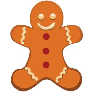 Gingerbread Man Main Image