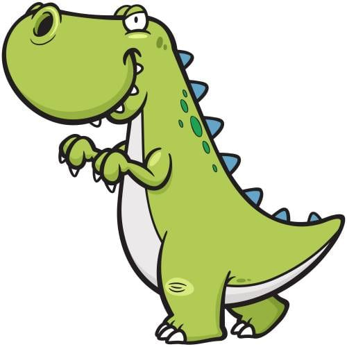Green Dinosaur Main Product Image