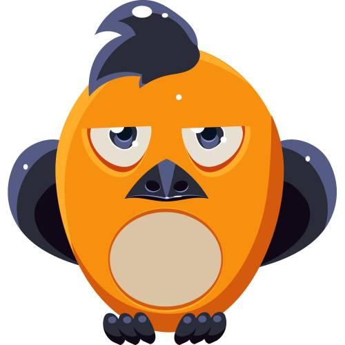 Orange-Bird-Main-Product-Image