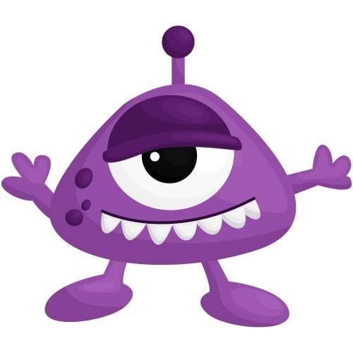 Purple Alien Main Image