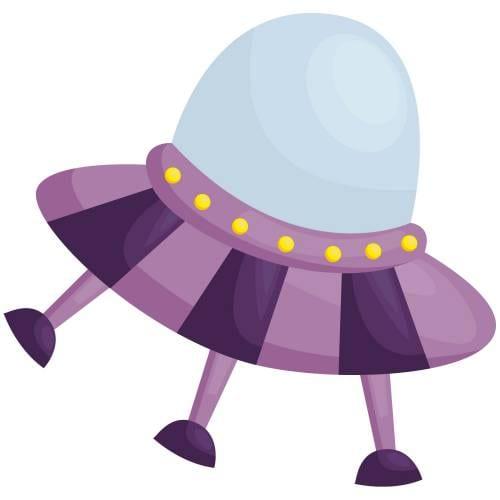Purple UFO Main Product Image