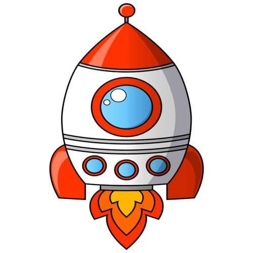 Space Rocket 1 Main Image