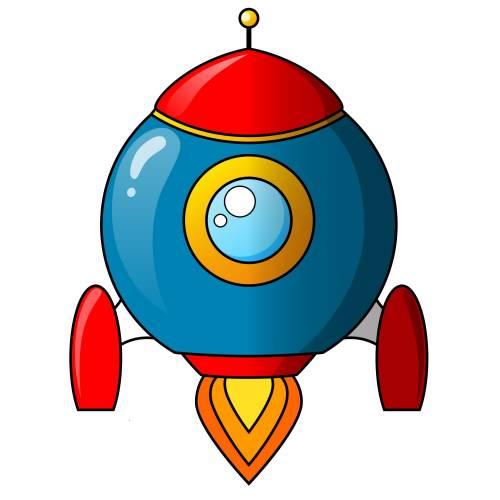 Space Rocket 2 Main Image