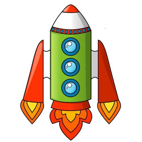 Space Rocket 3 Main Image