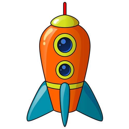 Space Rocket 4 Main Image