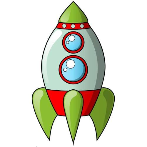 Space Rocket 5 Main Image