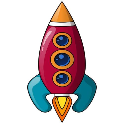 Space Rocket 6 Main Image