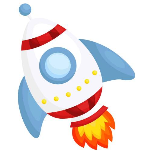 Space Rocket 8 Main Product Image