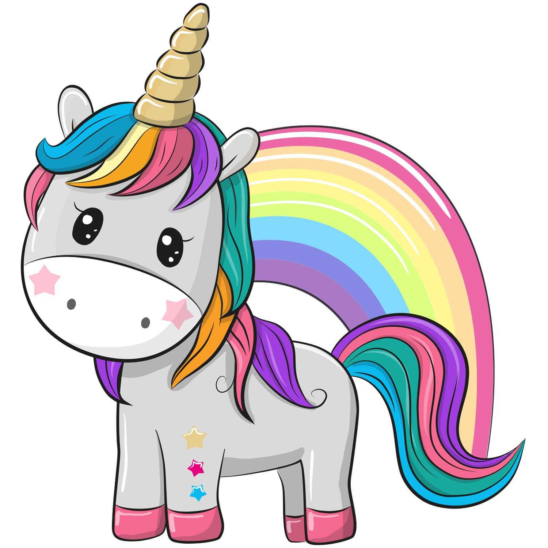 Unicorn Amp Rainbow Iron On Transfer Gm Crafts