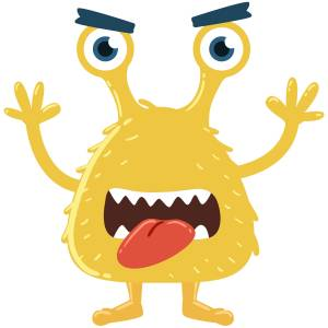 Yellow Monster Main Product Image