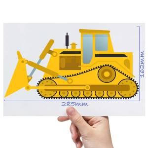 XL-Bulldozer-Matt-HTV-Transfer