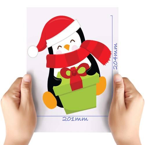 XL-Christmas-Penguin-Matt-HTV-Transfer