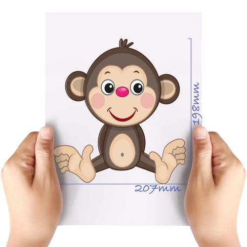 XL-Cute-Monkey-Matt-HTV-Transfer