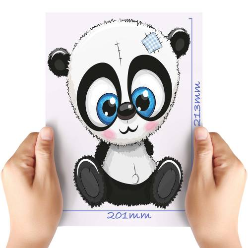 XL-Cute-Panda-Matt-HTV-Transfer