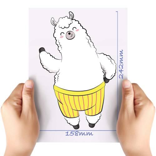 XL-Pantaloon-Llama-Matt-HTV-Transfer