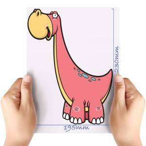 XL-Pink-Dinosaur-Matt-HTV-Transfer