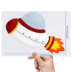 XL-Space-Rocket-8-Matt-HTV-Transfer