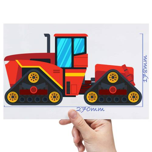 XL-Tractor-1-Matt-HTV-Transfer