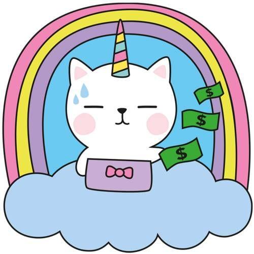 Spending-Kittycorn-Rainbow-Main-Product-Image